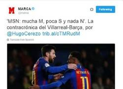 Enlace a Neymar le pega un tremendo zasca a Marca tras rajar de él