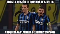 Enlace a Plantilla del Inter de Milán 2016/2017