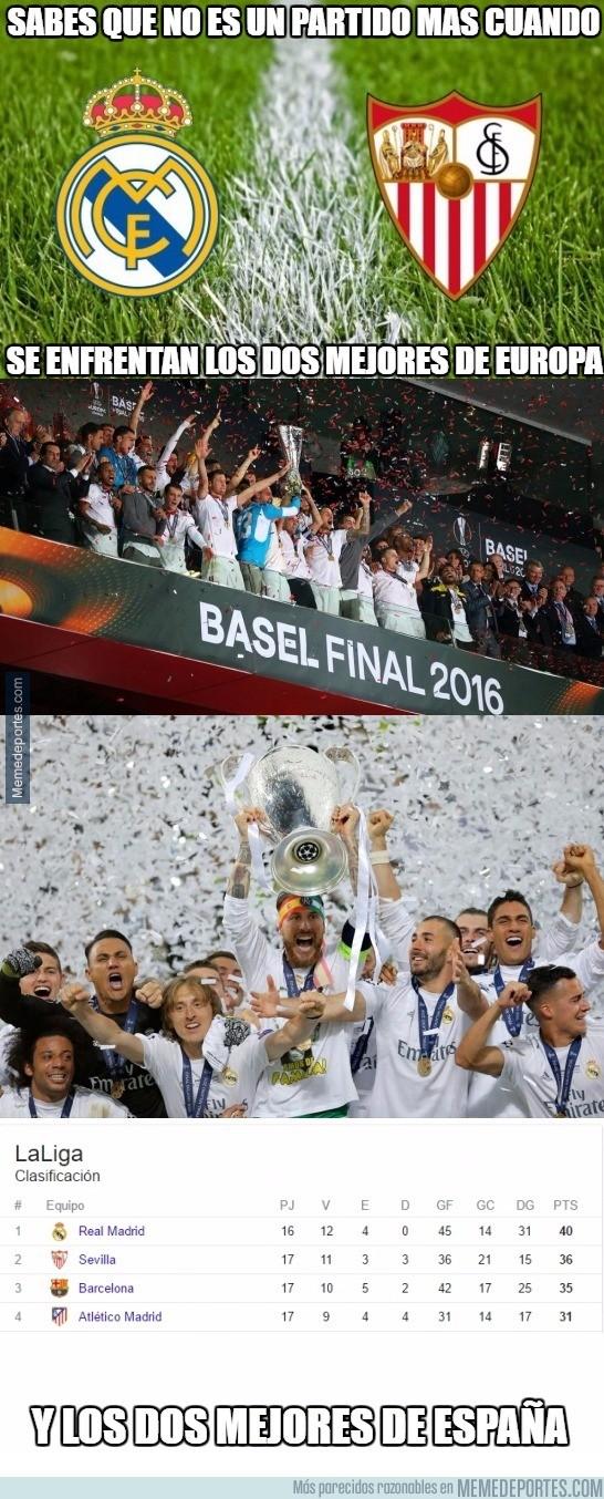 938831 - Partidazo Sevilla-Real Madrid