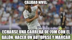 Enlace a Increíble lo de Asensio frente al Sevilla