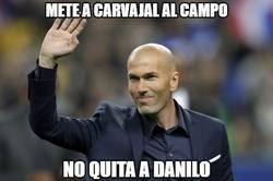 Enlace a La táctica de Zidane