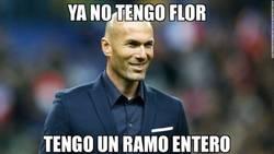 Enlace a Lo de Zidane es más que suerte