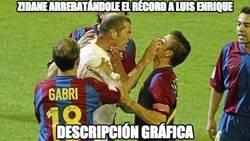 Enlace a Zidane manda en España