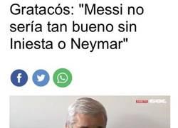 Enlace a El pequeño dictador, controla el Barça en todos los sentidos