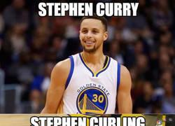 Enlace a El show de Curry pre-partido