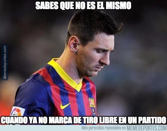 939469 - ¿Qué le pasa a Messi?
