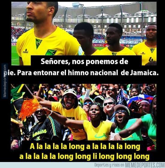 939479 - Y con ustedes: el himno de Jamaica