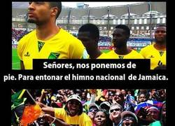 Enlace a Y con ustedes: el himno de Jamaica