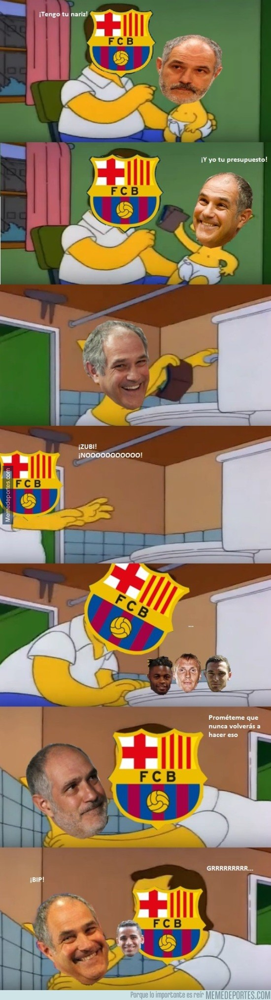 939557 - Nostalgia: como eran antes los mercados de fichajes para el Barça