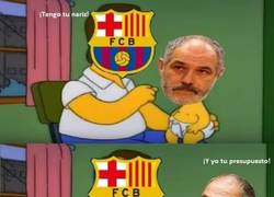 Enlace a Nostalgia: como eran antes los mercados de fichajes para el Barça