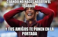 Enlace a Cristiano en el Real Madrid este año