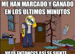 Enlace a El Real Madrid en estos momentos...