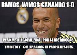 Enlace a Ramos, al final pero al otro lado por favor
