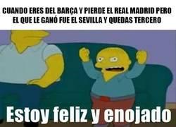 Enlace a Culés tras la derrota del Real Madrid