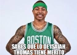 Enlace a Increible lo del base de los Celtics