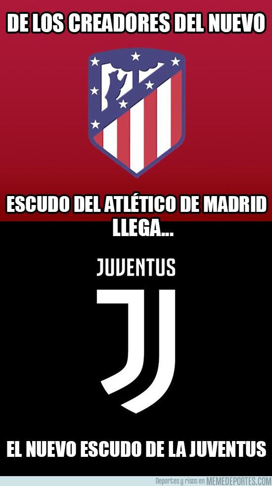 940523 - Nuevo escudo de la Juventus para la próxima temporada