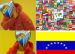 Enlace a 4 Venezolanos en la plantilla inicial, esto es obsesión...