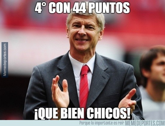 940627 - Arsene y la temporada perfecta