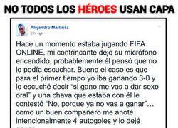 Enlace a Este gran testimonio demuestra que el FIFA une a la gente, todos somos hermanos