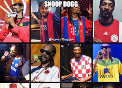 Enlace a Snoop Dogg, qué grande