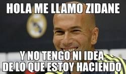Enlace a Zidane y su táctica