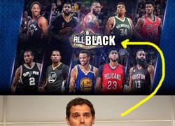 Enlace a Un apunte cuñado sobre los titulares del NBA All Stars