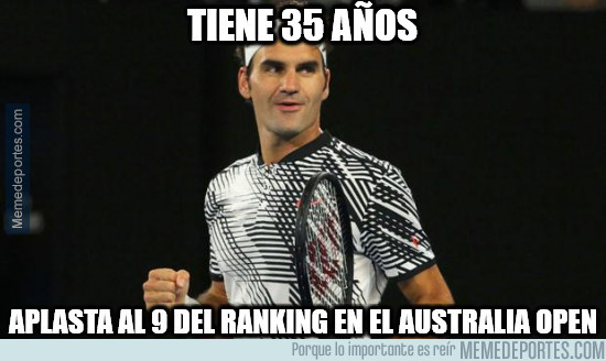 941424 - Roger Federer demostrando ser The Best