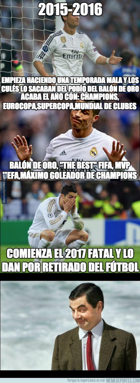 941855 - Nunca des por muerto a Cristiano Ronaldo
