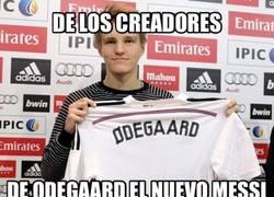 Enlace a El nuevo *Inserta jugador titular del Madrid*