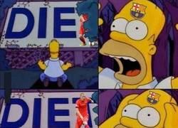 Enlace a Lo peor que puede ver el aficionado del Barça