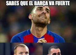 Enlace a Un Barça letal