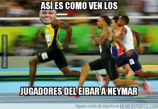 942080 - Neymar se ha puesto las pilas