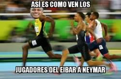 Enlace a Neymar se ha puesto las pilas