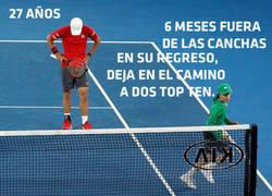 Enlace a Roger Federer avanza a los Cuartos de Final