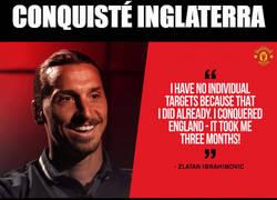 Enlace a Zlatan es mucho Zlatan