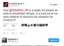 Enlace a El ZASCA de DjMaRiiO a Cristóbal Soria