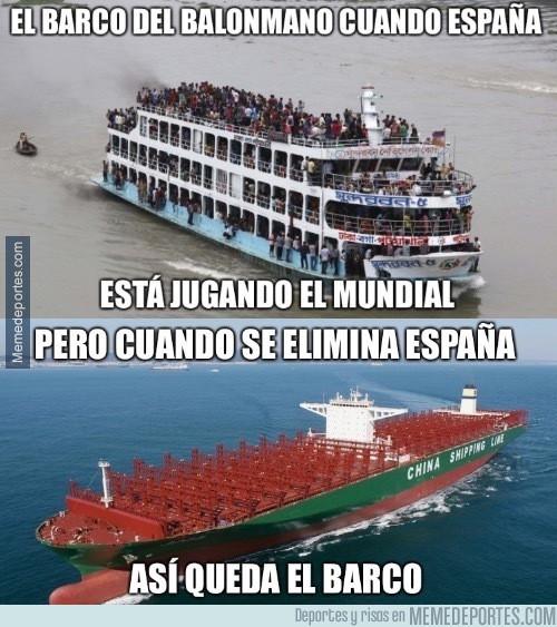 942333 - Y con la eliminación de España el barco se empieza a vaciar...
