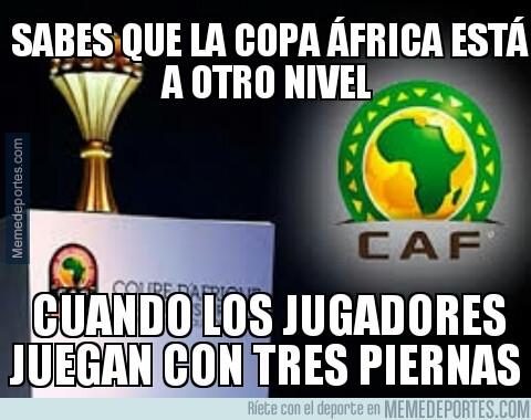 942379 - La Copa África está a otro nivel