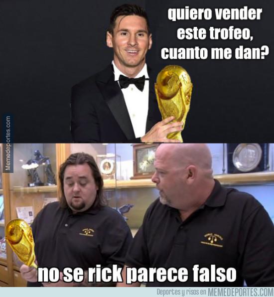 942393 - Messi en la casa de empeños