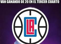Enlace a Bad Luck Clippers