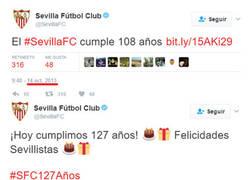 Enlace a El FAIL del Sevilla, que no se aclaran con su edad