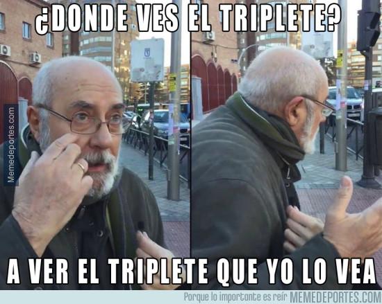 942704 - ¿Y el triplete del Madrid?