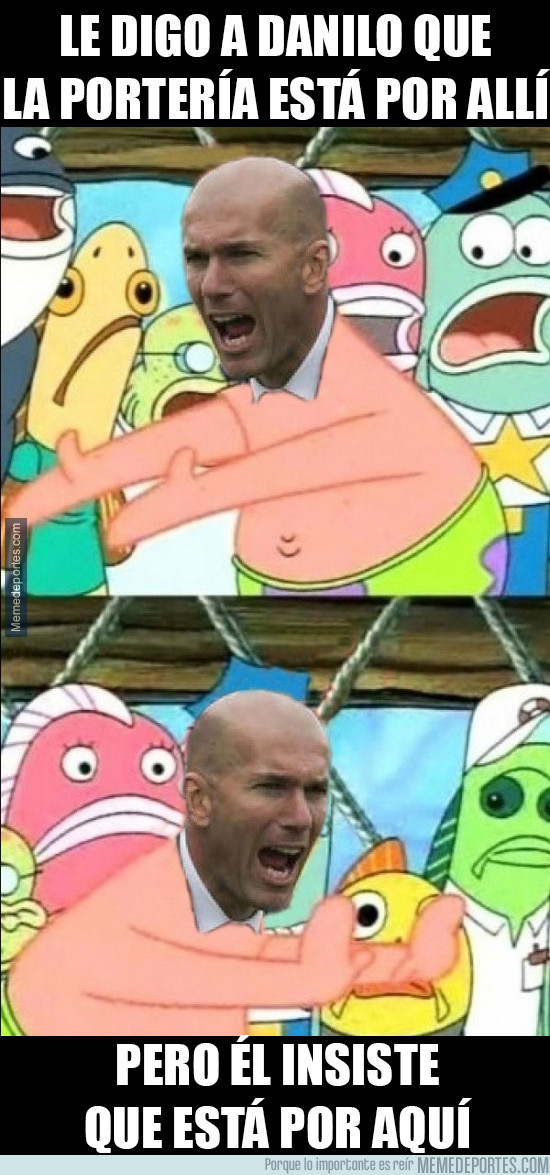 943085 - Zidane no puede más