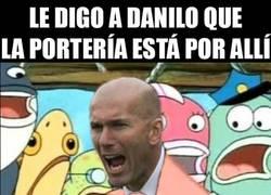Enlace a Zidane no puede más