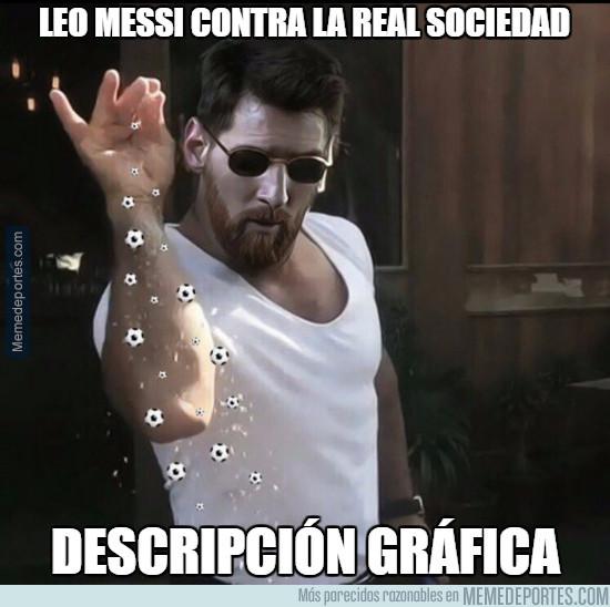 943145 - Un recital absoluto de Messi