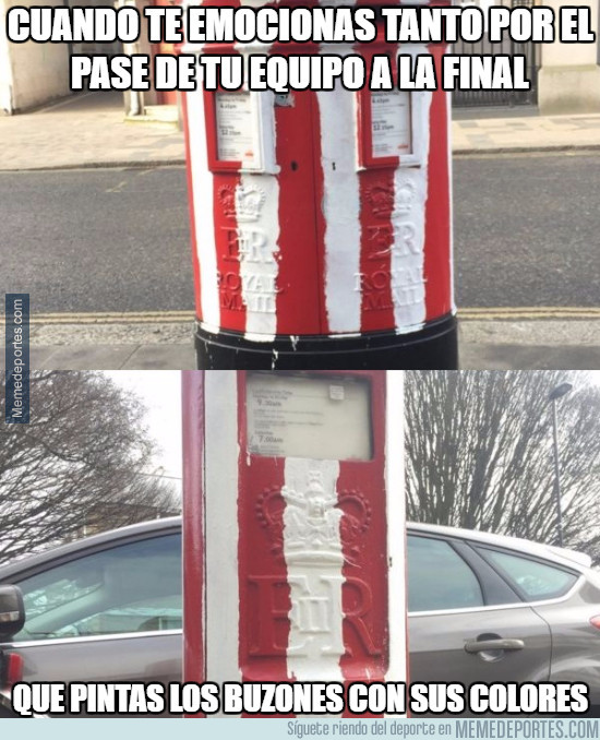 943310 - Los fans del Southampton están eufóricos