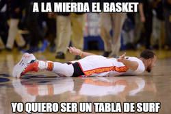 Enlace a Curry se borra de la NBA