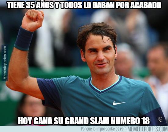 943620 - Simplemente su Majestad Federer