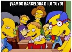 Enlace a Aficionados del Barça ahora mismo