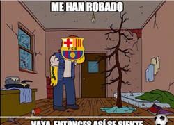Enlace a El Barça empieza a asumirlo...